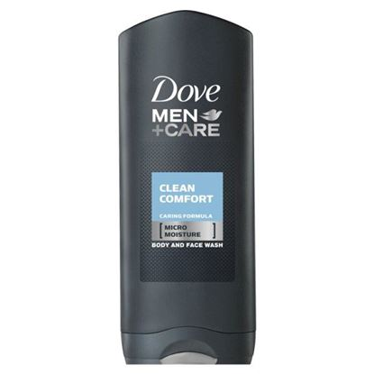 Dove Men+Care Clean Comfort Żel pod prysznic 400 ml