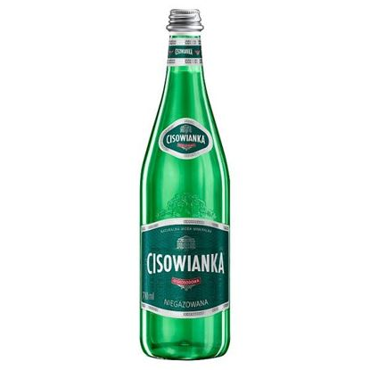 Cisowianka Naturalna woda mineralna niegazowana niskosodowa 700 ml