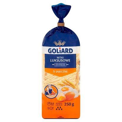 Goliard Makaron 5 jajeczny nitki luksusowe 250 g