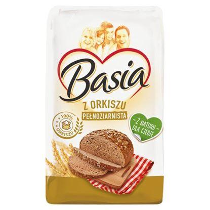 Basia Mąka z orkiszu pełnoziarnista typ 1850 900 g