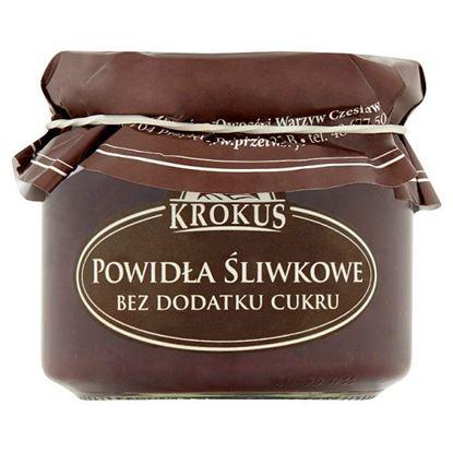 Krokus Powidła śliwkowe bez dodatku cukru 310 g