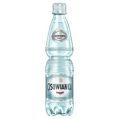 Cisowianka Naturalna woda mineralna niegazowana niskosodowa 500 ml