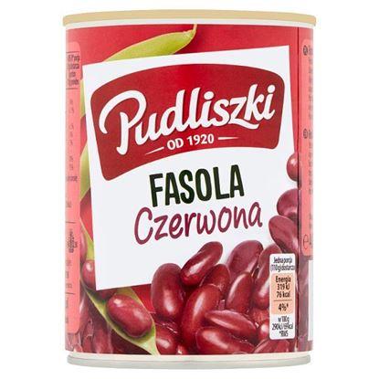 Pudliszki Fasola czerwona 400 g