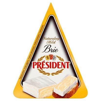 Président Ser Brie naturalny 125 g