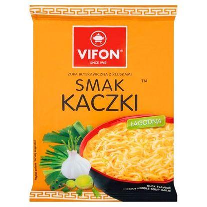 Vifon Smak kaczki Zupa błyskawiczna 70 g