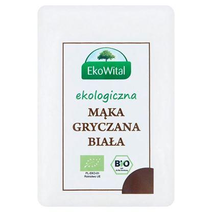 EkoWital Ekologiczna mąka gryczana biała 500 g