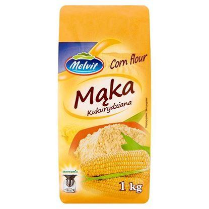Melvit Mąka kukurydziana 1 kg