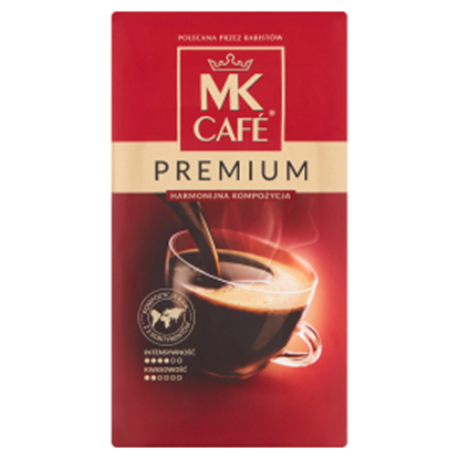 Obrazek MK Café Premium Kawa palona mielona 500 g