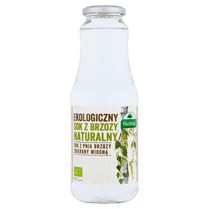 EkoWital Ekologiczny sok z brzozy naturalny 1000 ml