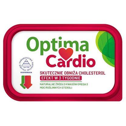 Optima Cardio Margaryna roślinna z dodatkiem steroli roślinnych 225 g