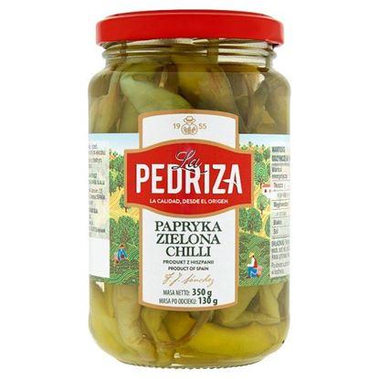 La Pedriza Papryka zielona chilli 350 g