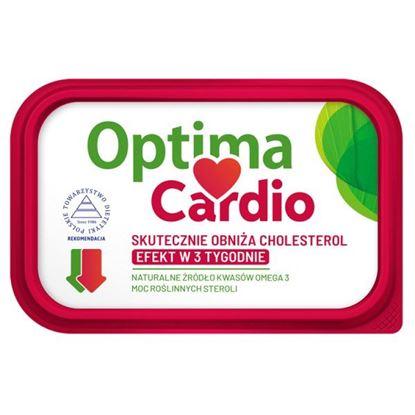 Optima Cardio Margaryna roślinna z dodatkiem steroli roślinnych 400 g