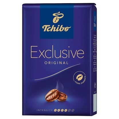 Tchibo Exclusive Kawa palona ziarnista 500 g