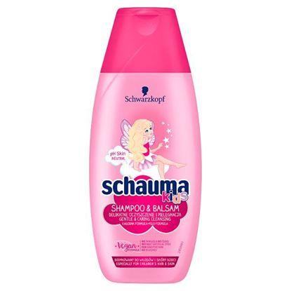 Schauma Kids Szampon i odżywka 250 ml