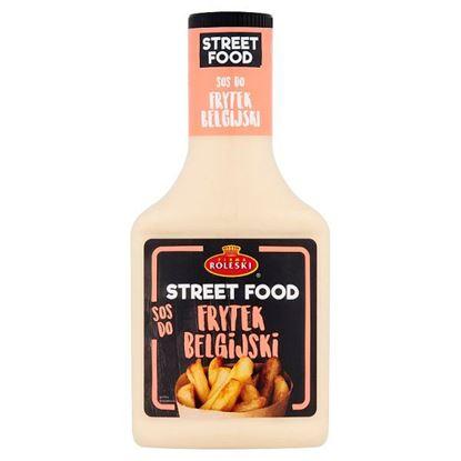 Firma Roleski Street Food Sos do frytek belgijski 290 g
