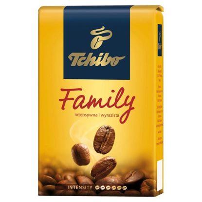 Tchibo Family Kawa palona mielona 500 g