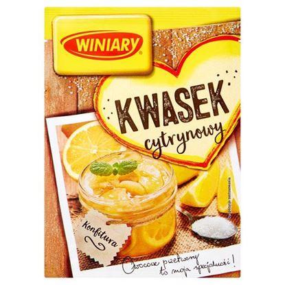 Winiary Kwasek cytrynowy 50 g