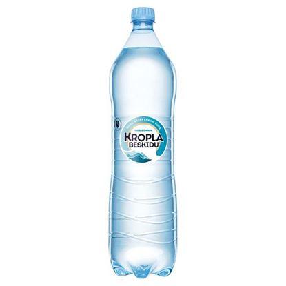 Kropla Beskidu Naturalna woda mineralna niegazowana 1,5 l