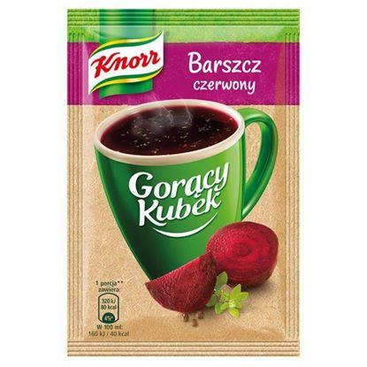 Knorr Gorący Kubek Barszcz czerwony 14 g