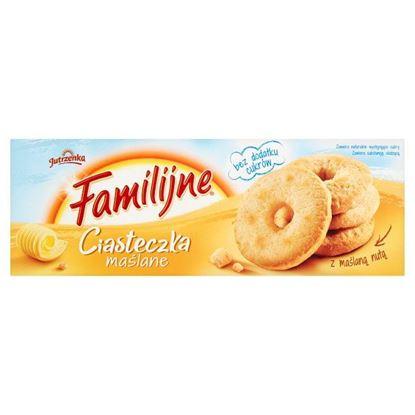 Familijne Ciasteczka maślane bez dodatku cukru 125 g