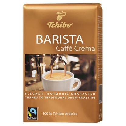 Tchibo Barista Caffè Crema Kawa palona ziarnista 500 g
