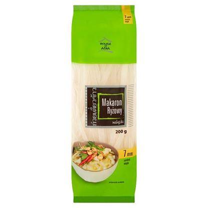 House of Asia Bezglutenowy makaron ryżowy 7 mm 200 g