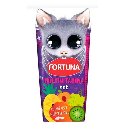 Fortuna Sok multiwitamina 200 ml
