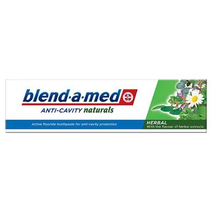 Blend-a-med Anti-Cavity Natural Herbal Extracts Pasta do zębów 100ml