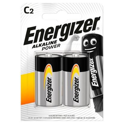 Energizer Alkaline Power C-LR14 1,5V Baterie alkaliczne 2 sztuki