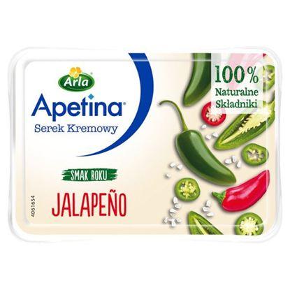 Arla Smak Roku Serek kremowy z jalapeño 125 g