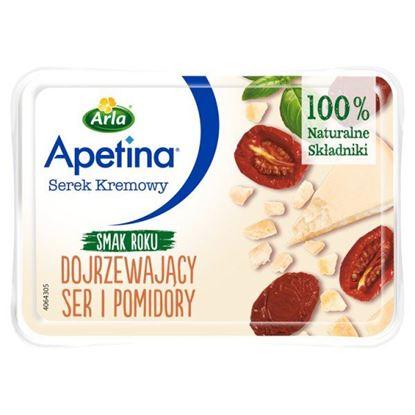 Arla Smak Roku Serek kremowy z suszonymi pomidorami i serem 125 g