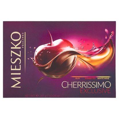 Mieszko Cherrissimo Exclusive Praliny z wiśnią w alkoholu 285
