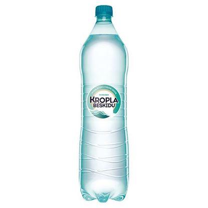 Kropla Beskidu Naturalna woda mineralna musująca 1,5 l