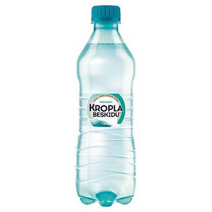 Kropla Beskidu Naturalna woda mineralna musująca 500 ml