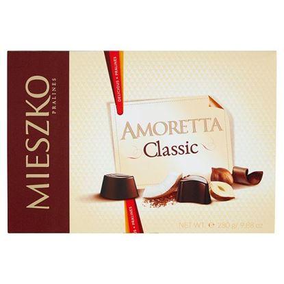 Mieszko Amoretta Classic Praliny w czekoladzie 280 g