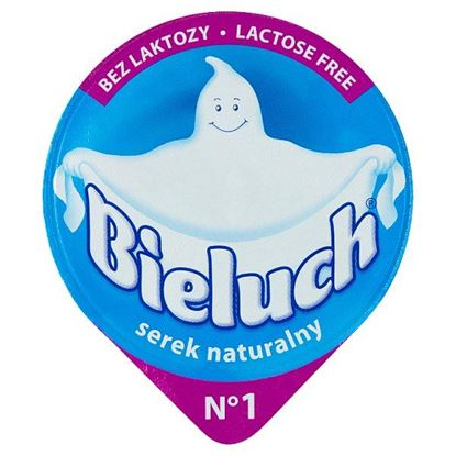 Bieluch Serek naturalny bez laktozy 150 g