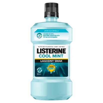 Obrazek Listerine Zero Płyn do płukania jamy ustnej 500 ml