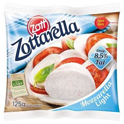 Zott Zottarella Light Ser mozzarella 125 g