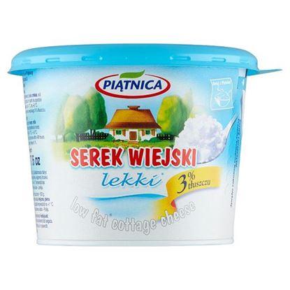 Piątnica Serek wiejski lekki 500 g