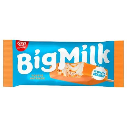 Big Milk Toffi Intense Lody 100 ml