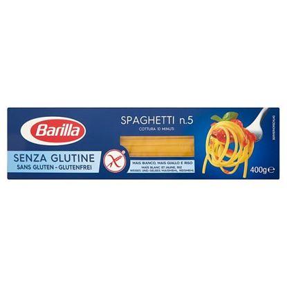 Barilla Makaron spaghetti bezglutenowy 400 g