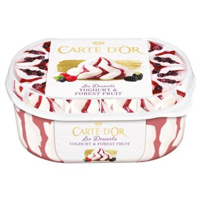 Carte D'Or Les Desserts Yoghurt & Forest Fruits Lody 900 ml