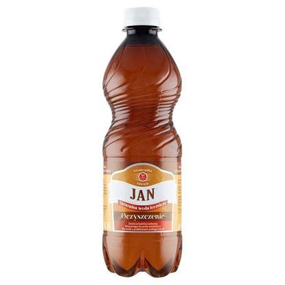 Jan Naturalna woda lecznicza oczyszczenie 0,5 l
