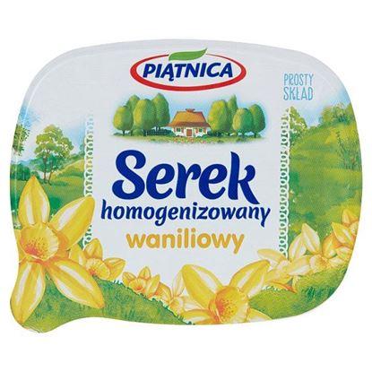 Piątnica Serek homogenizowany waniliowy 150 g
