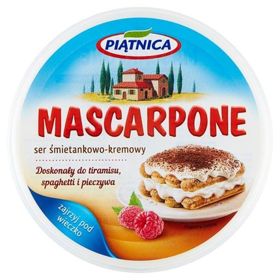 Piątnica Ser Mascarpone 250 g