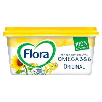 Flora Original Tłuszcz roślinny do smarowania 400 g