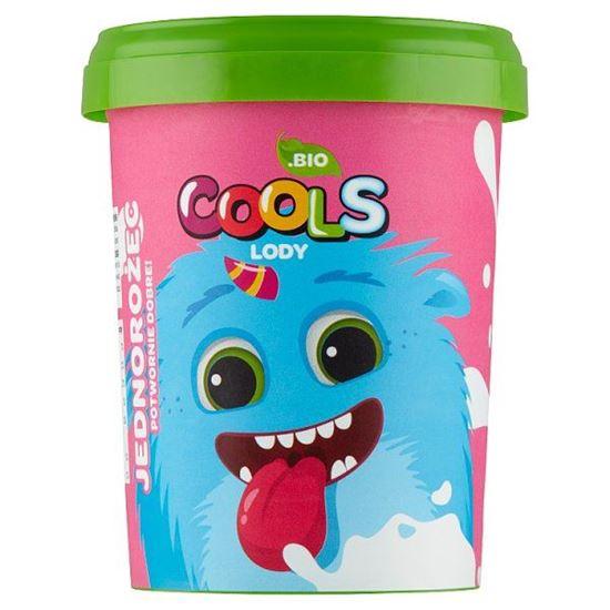 BIO Cools Jednorożec Lody o smaku waniliowym 500 ml