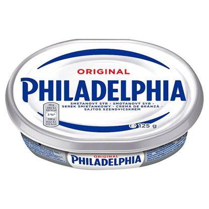 Philadelphia Original Serek śmietankowy 125 g