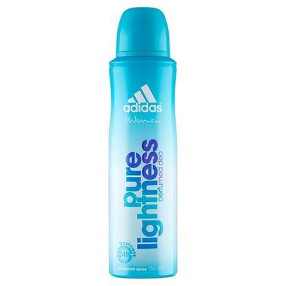 Adidas Pure Lightness Dezodorant w sprayu dla kobiet 150 ml