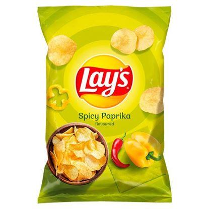Lay's Chipsy ziemniaczane o smaku pikantnej papryki 140 g